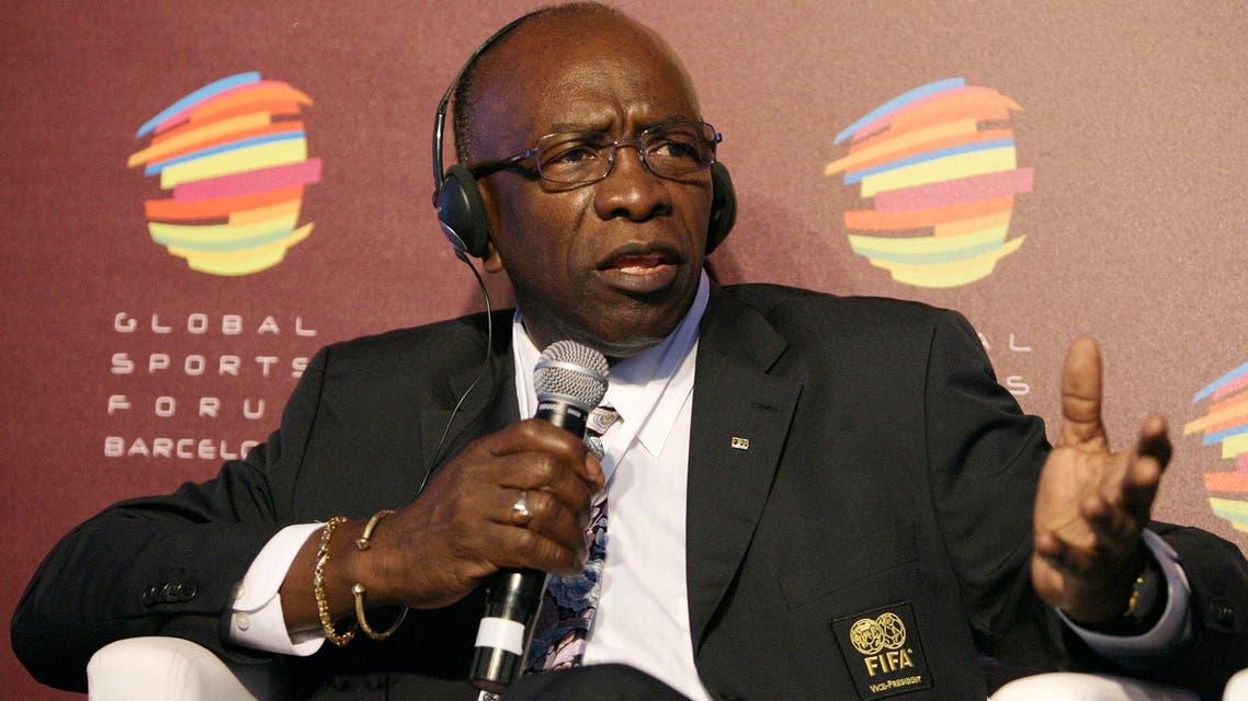 Jack Warner FIFA AP