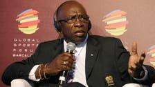 Egypt ex-official says FIFA's Jack Warner sought money
