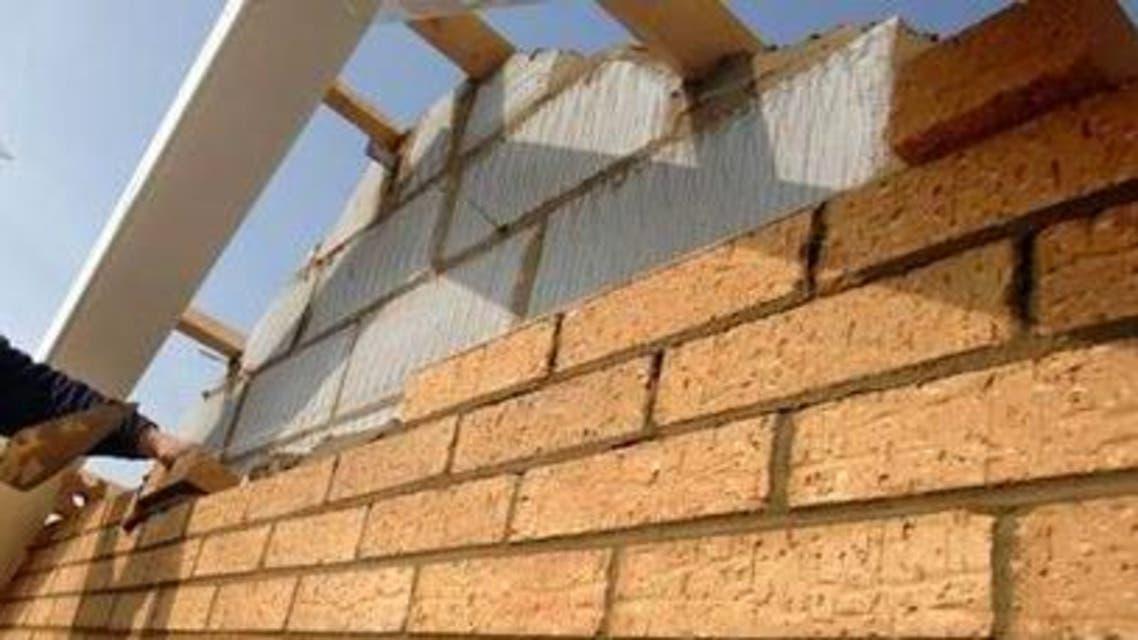 بناء المنازل