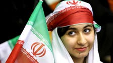 An equalizer? Iran partially opens stadium doors to women
