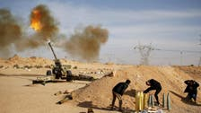 ISIS clashes with rivals in eastern Libya