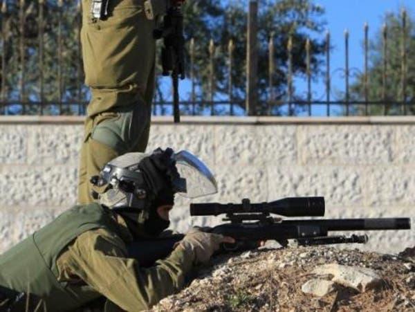 إيجاز استخدام بندقية قنص ضد ملقي الحجارة في القدس