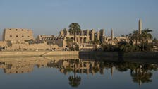 Egypt suicide bomber targets Luxor temple