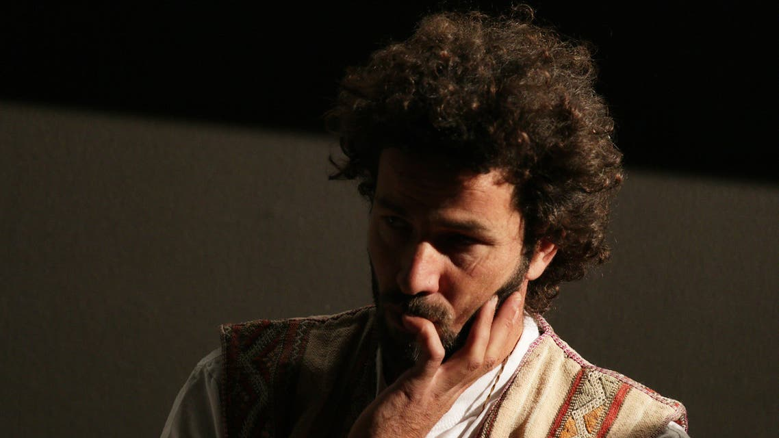 vThe first Palestine Film Festival ever to be held in Paris is a fitting stage for Saleh Bakri