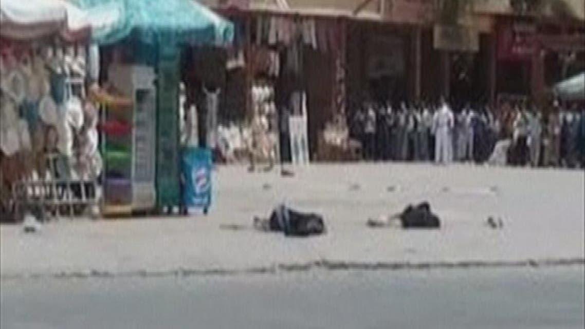 THUMBNAIL_ مصر.. هجوم انتحاري على معبد الكرنك بالأقصر