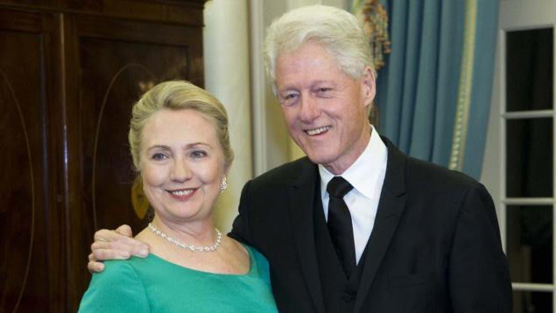 بيل و هيلاري كلينتون 3