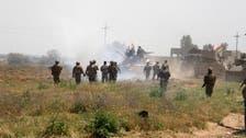 Peshmerga forces retake new areas south of Iraq's Kirkuk