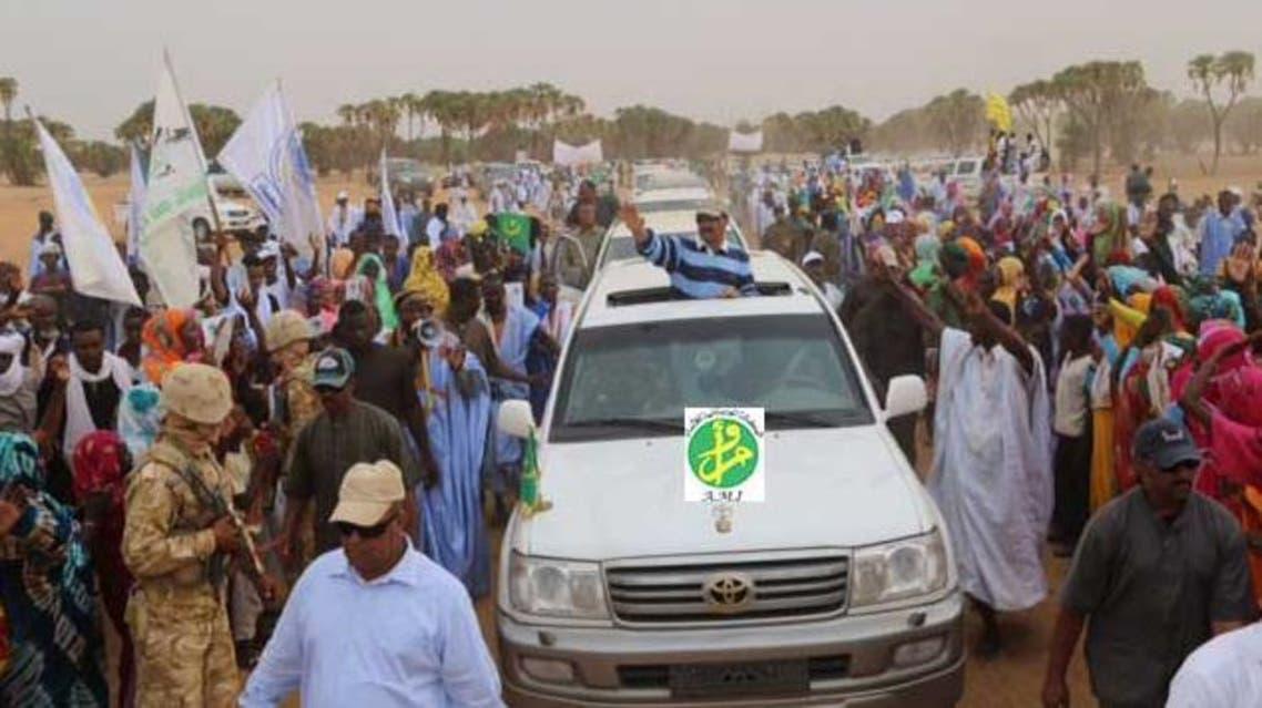 زيارات الرئيس الموريتاني
