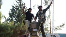 Syrian army drives rebels from air base in south