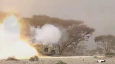 المقاومة الشعبية في الجوف تستمر بالتصدي للحوثيين