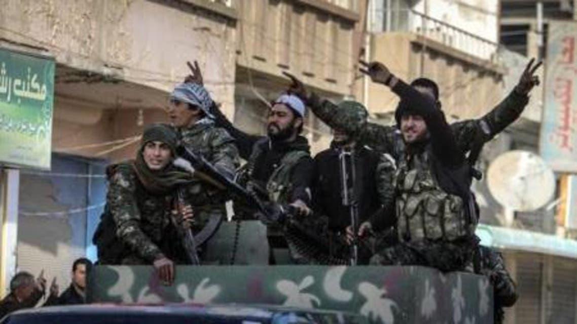 وحدات حماية الشعب الكردية السورية