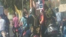 ميليشيات حزب الله تثير الرعب في شوارع بيروت