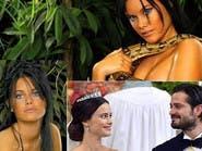 مطرب #سوري الأصل أحيا زواج أمير سويدي بنجمة تعرية