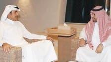 Saudi deputy crown prince in talks with Qatari emir