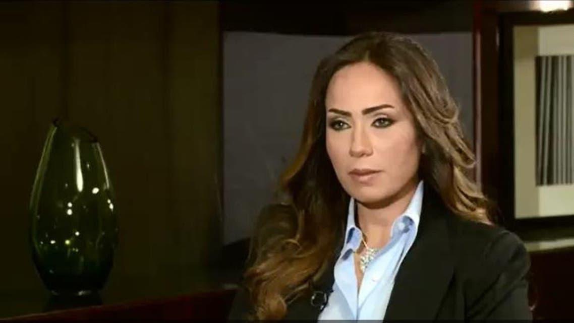 Shahinaz al-Najjar (Courtesy of Al Arabiya)
