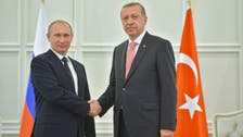 Putin meets Erdogan for closed-door talks