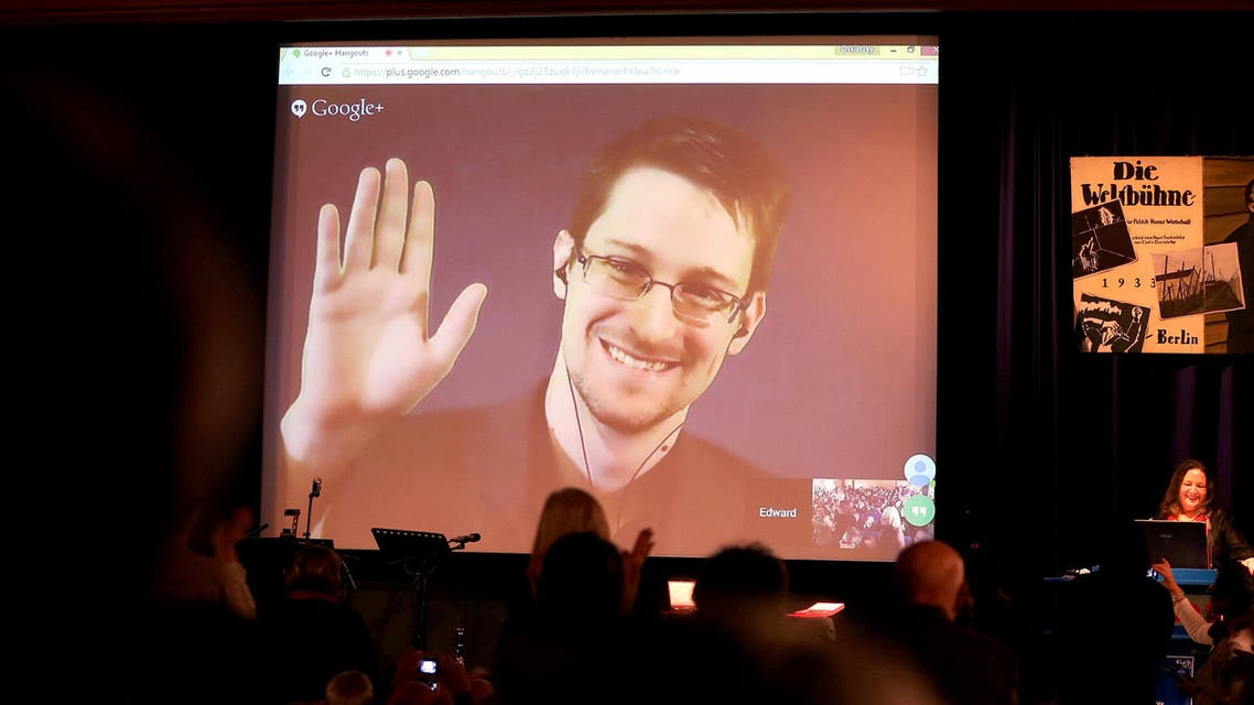 Russia and China access the top-secret raft of documents taken by former U.S. intelligence contractor Edward Snowden. (File: AP)