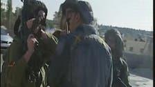 سات اسرائیلی فوجیوں کا نہتے فلسطینی پر وحشیانہ تشدد