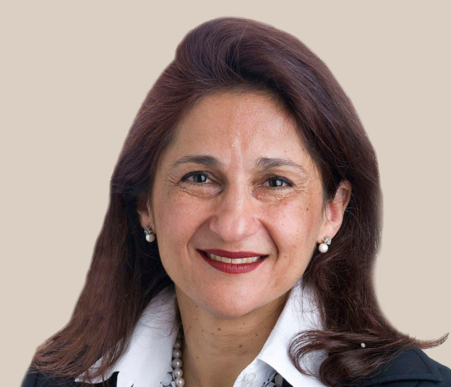 Deputy governor of the Bank of England, Dr. Nemat Talaat Shafik