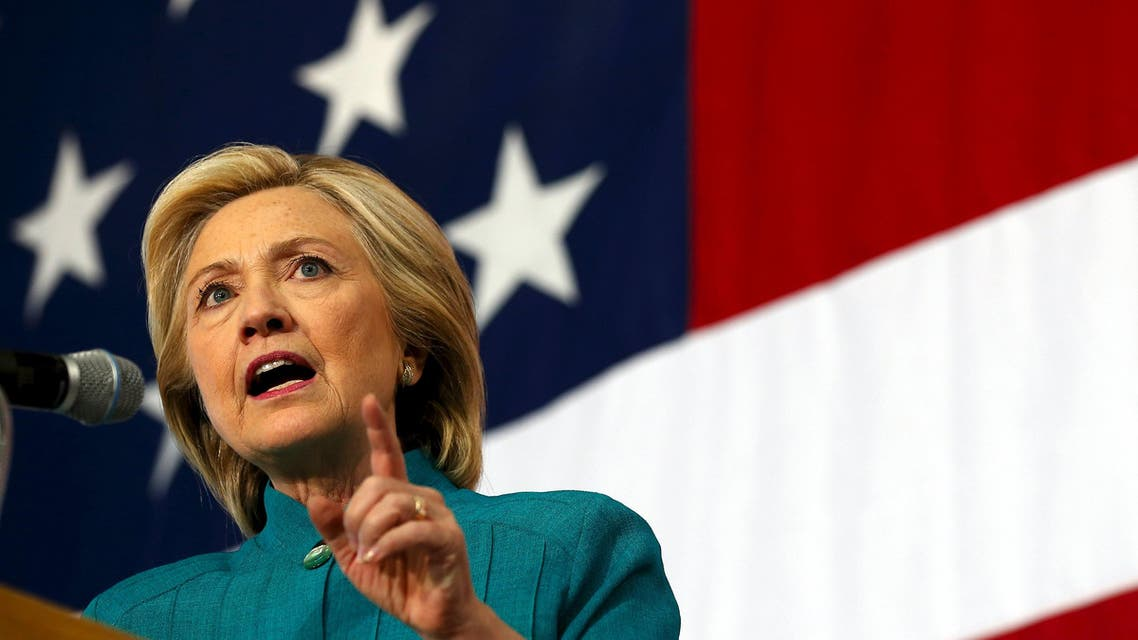 U.S. Democratic presidential candidate Hillary Clinton speaks at a campaign event in Des Moines, Iowa, United States, June 14, 2015. REUTERS/Jim Young