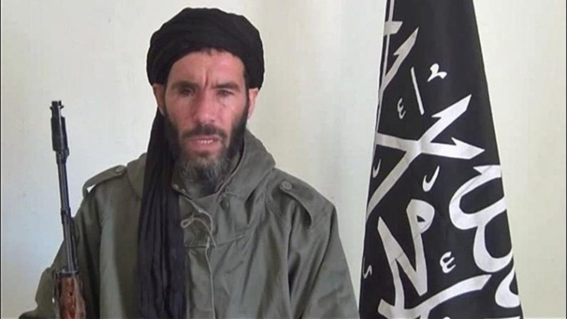 Libya's recognized government said a U.S. strike killed veteran Algerian militant Mokhtar Belmokhtar. (File photo: AFP)