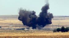 شام میں داعش کے صدر مقام الرقہ کا سپلائی روٹ منقطع