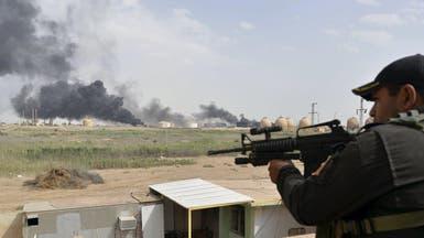 """العراق.. صد هجوم لـ""""داعش"""" على سد حديثة غرب الأنبار"""