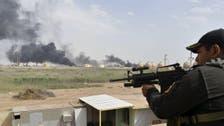 Seventeen killed in battles near Iraq's Baiji refinery