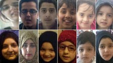 Three British sisters feared heading to Syria with nine children