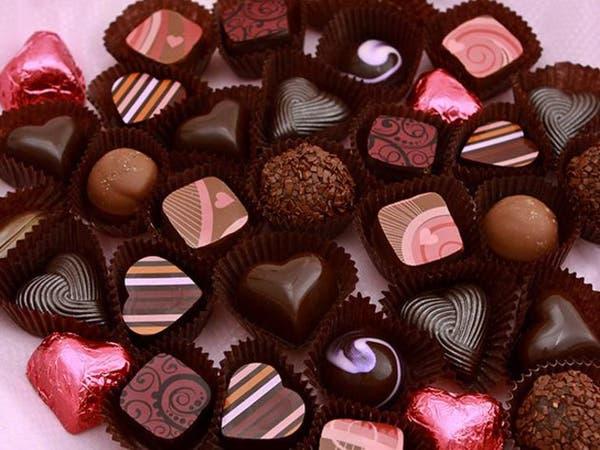 الشوكولا تقي من أمراض القلب وتحسن المزاج