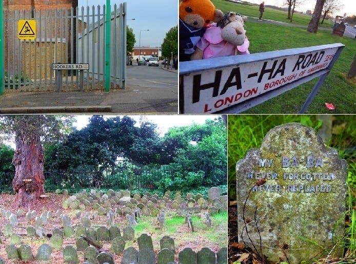 شوارع لندن الغريبة الأسماء ومقبرة الكلاب والقطط في قلب حديقة هايد بارك