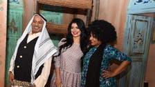 #مرام تتجه للكوميديا مع طارق العلي في رمضان