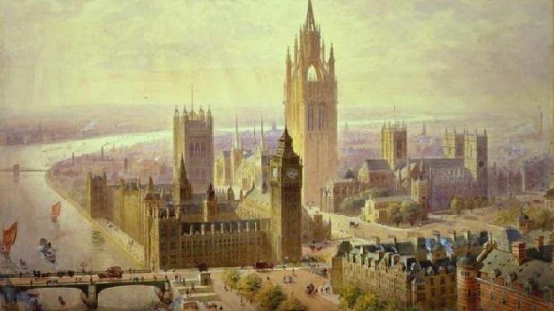 لندن التي يجري تحتها 20 نهرا غريبة الأطوار بالماضي والحاضر