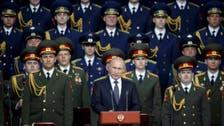 روس کا جوہری ہتھیاروں کی تعداد بڑھانے کا اعلان
