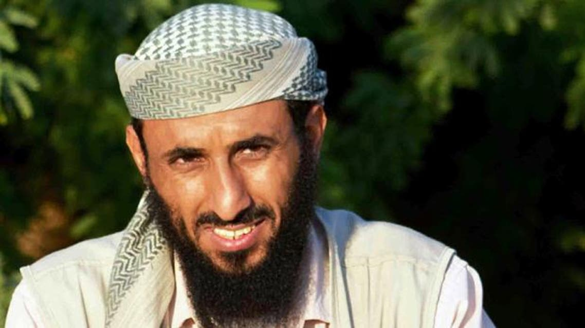 Nasir Abdel Karim al-Wuhayshi, the leader of al-Qaeda in the Arabian Peninsula, was among 22 al-Qaeda figures who escaped from a Yemeni prison in 2006. (File Photo:AFP)