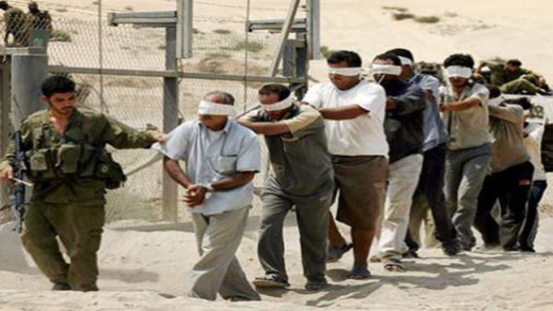 فلسطینی قیدی