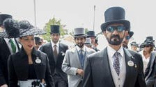 Sheikh Mohammed bin Rashid attends opening day of Royal Ascot