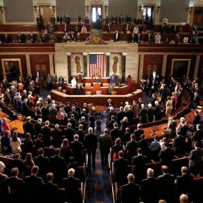 أعضاء بالشيوخ يطالبون ترمب بالتحرك ضد انتهاكات إيران