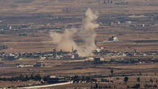 Rebels launch offensive in Syrian town of Quneitra