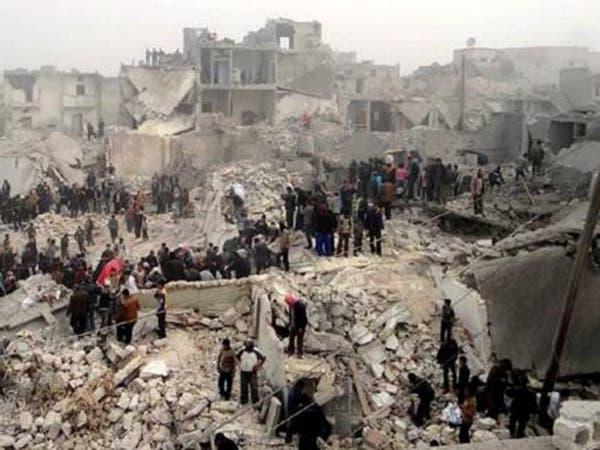 380 ألف قتيل حصيلة 9 سنوات من الحرب بسوريا