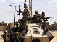 سيناء.. إصابة شرطي برصاص قناص في الشيخ زويد