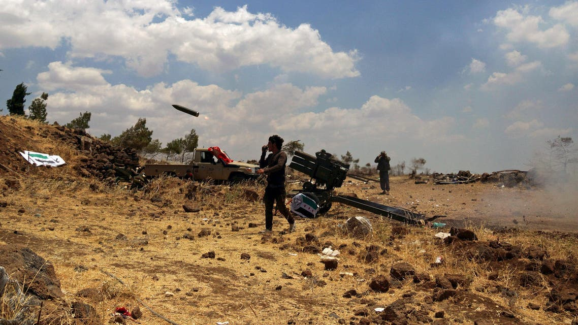 syria rebels
