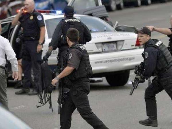 أميركا.. الشرطة تنتشر بمنطقة أطلق فيها النار على ضابط