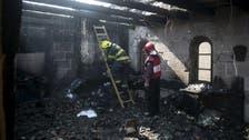 #طبريا.. 16 مستوطنا متطرفا متهمون بحرق كنيسة أثرية