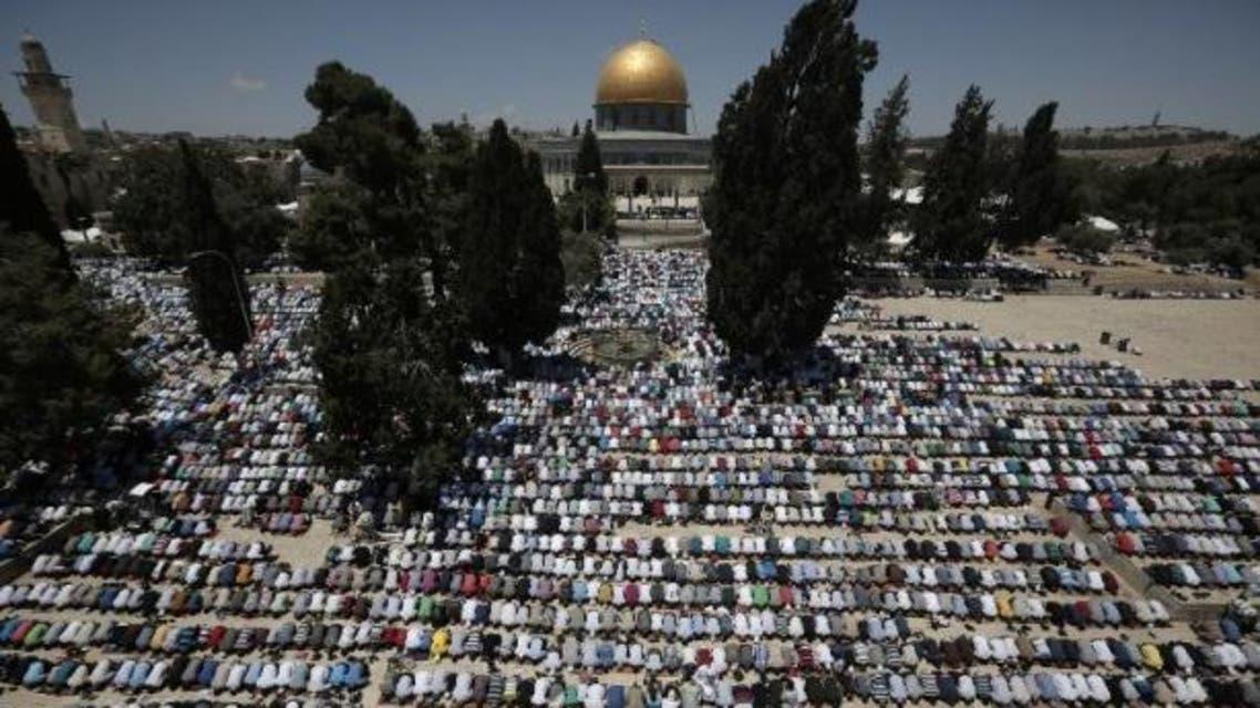 الأقصى - جمعة - رمضان - فلسطين - القدس