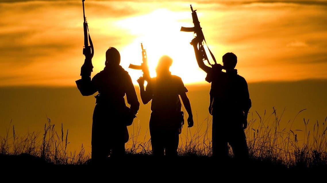 militants shuttertsock
