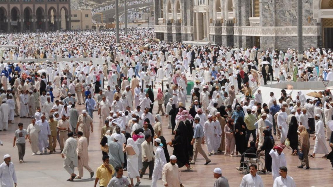 صورة المسجد الحرام