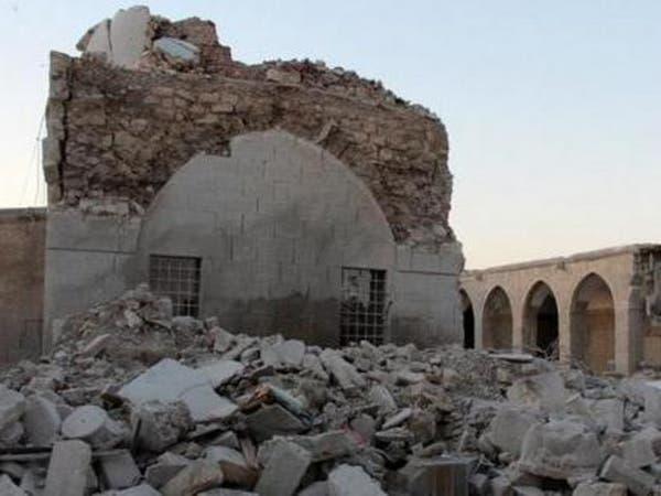 سوريا.. متحف الفسيفساء الشهير أحدث ضحايا البراميل