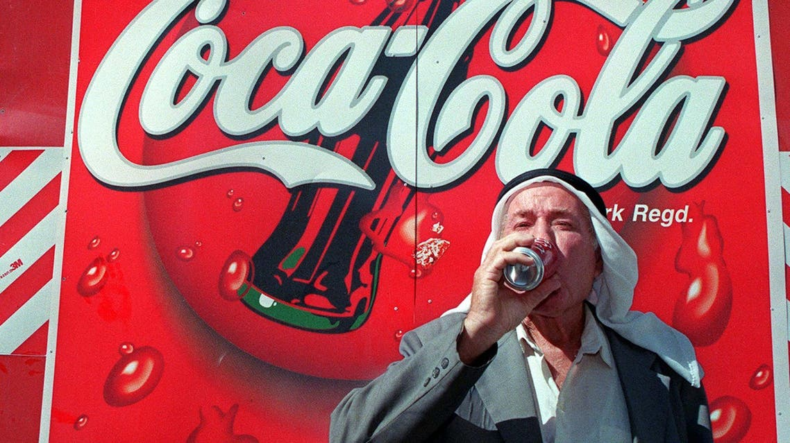 Coca Cola has factories in Ramallah, Tulkarim and Jericho and is the fifth largest investor in the country. (File: Reuters)