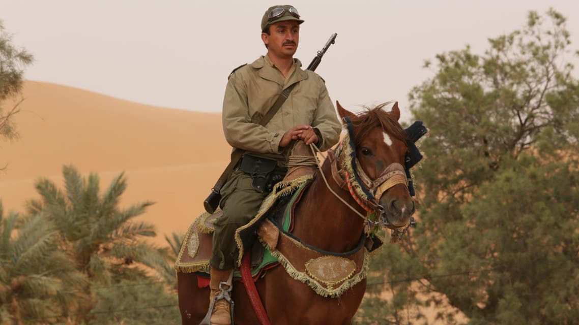 "Still from the film ""Lotfi"" (""El Akid Lotfi"") played by actor Youcef Sehairi and directed by Ahmed Rachedi. (Photo courtesy: Nabila Ramdani/ Al Arabiya News)"
